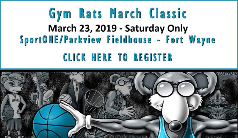 2019 Gym Rats March Classic