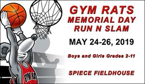 2019 Gym Rats Memorial Day Run N Slam