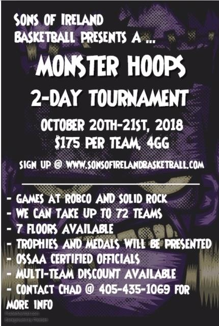 SOI Monster Hoops Two Day Event