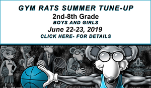 2019 Gym Rats Summer Tune-Up