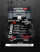 Elevate Your Game Fall Camp