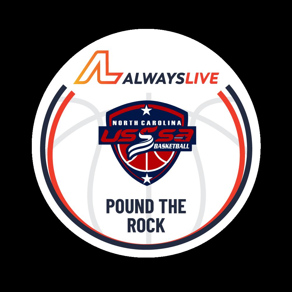 ALWAYSLIVE : Pound The Rock