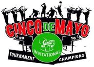 AAU SUPER REGIONAL QUALIFIER: CINCO de' MAYO INVITATIONAL