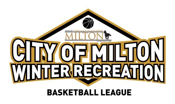 City of Milton Winter Recreation Basketball League