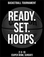 Ready. Set. Hoops.