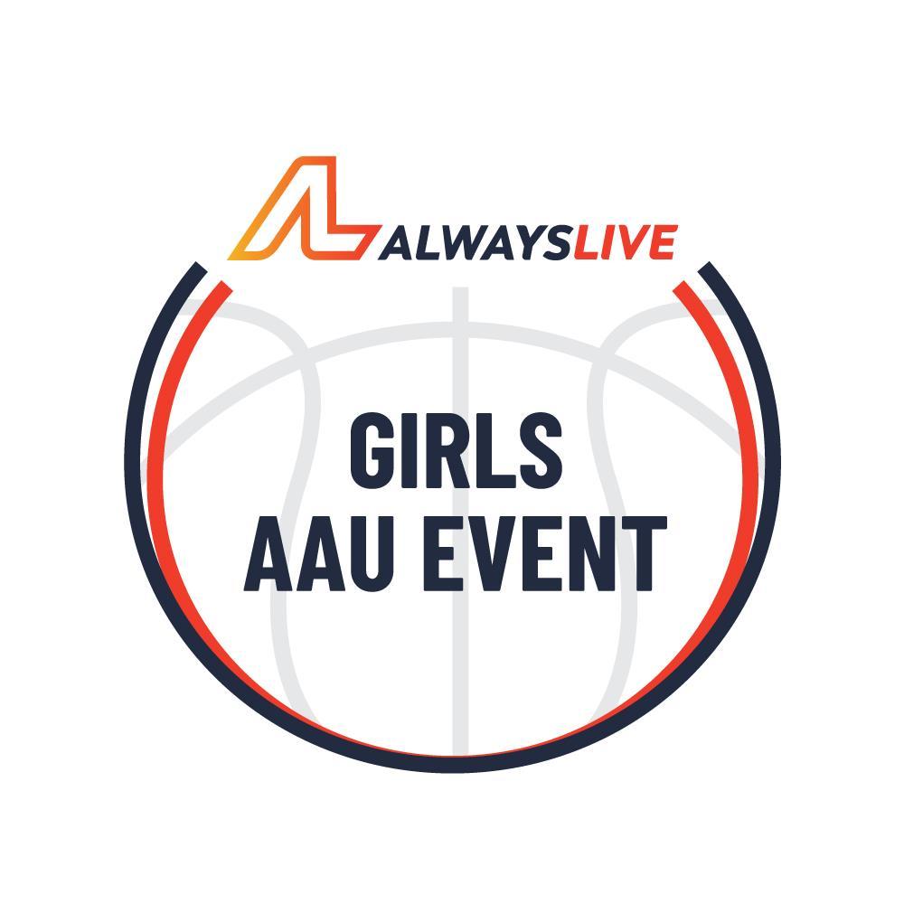 ALWAYSLIVE : Girls AAU Event