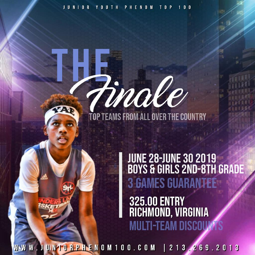 2019 The Finale