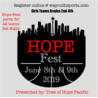 Pacific Courts HopeFest