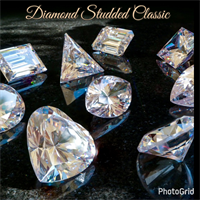 Diamond Studded Classic