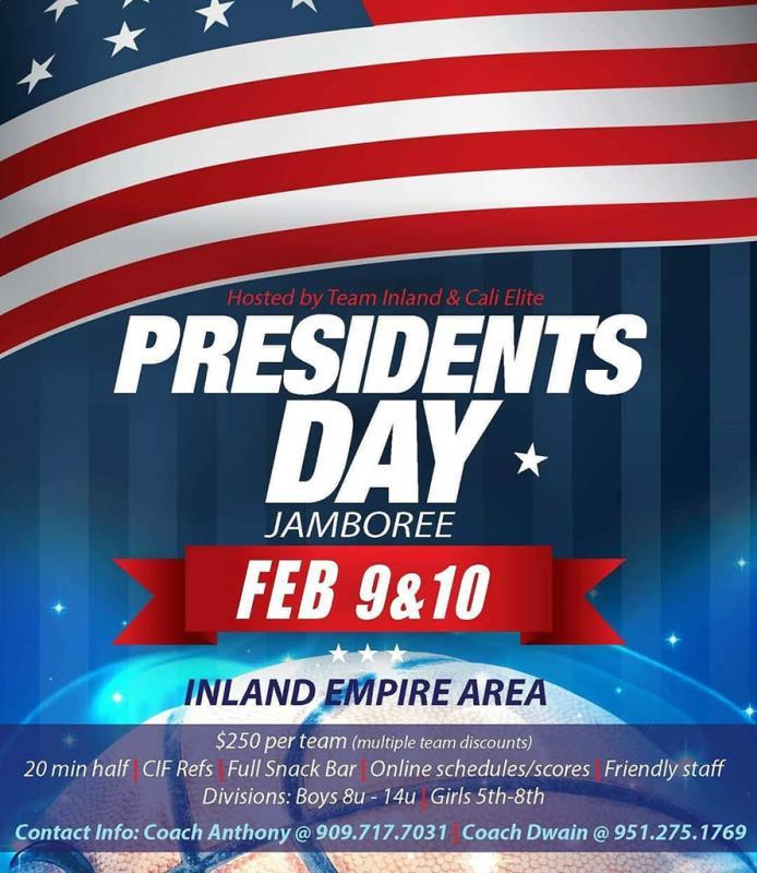 President's Day Jamboree
