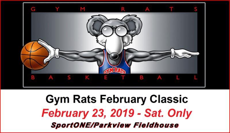 2019 Gym Rats February Classic