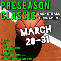 PreSeason Classic Basketabll Tournament