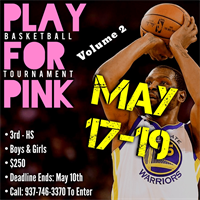 Play For Pink Volume 2: Basketball Tournament
