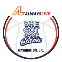 ALWAYSLIVE : She Got Game Classic - DC