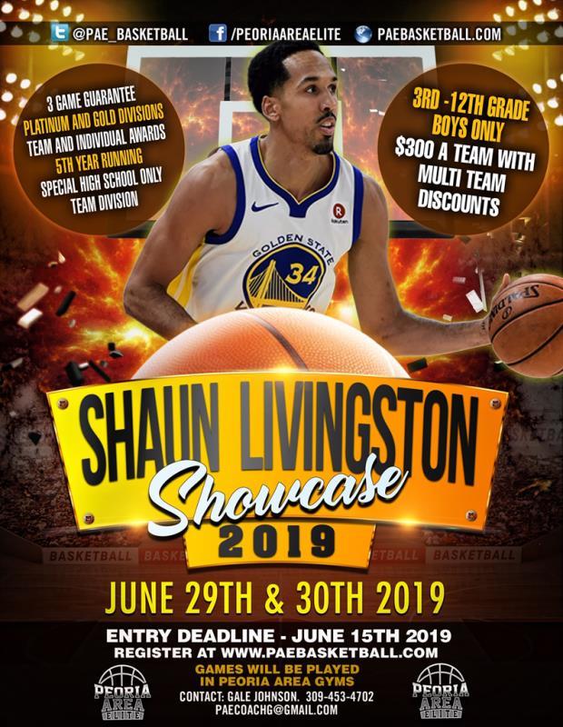 Shaun Livingston Showcase 2019