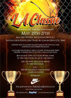 LA Classic Memorial Day Tournament
