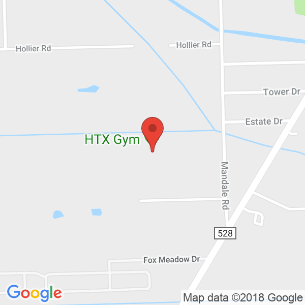 HTX Gym Map