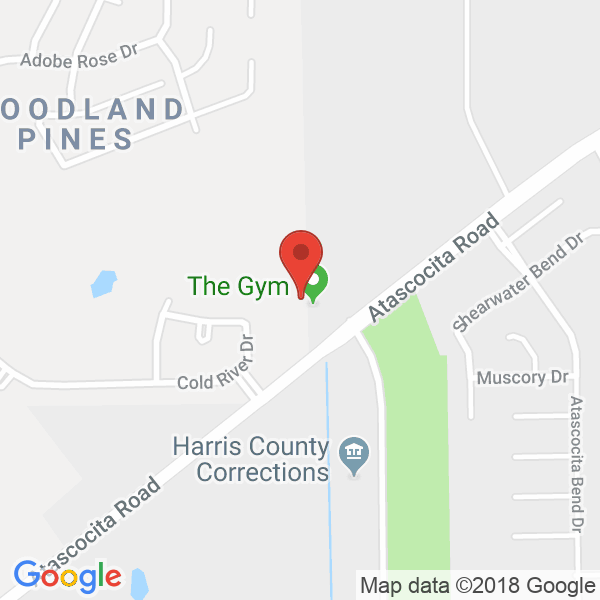 The Gym Map
