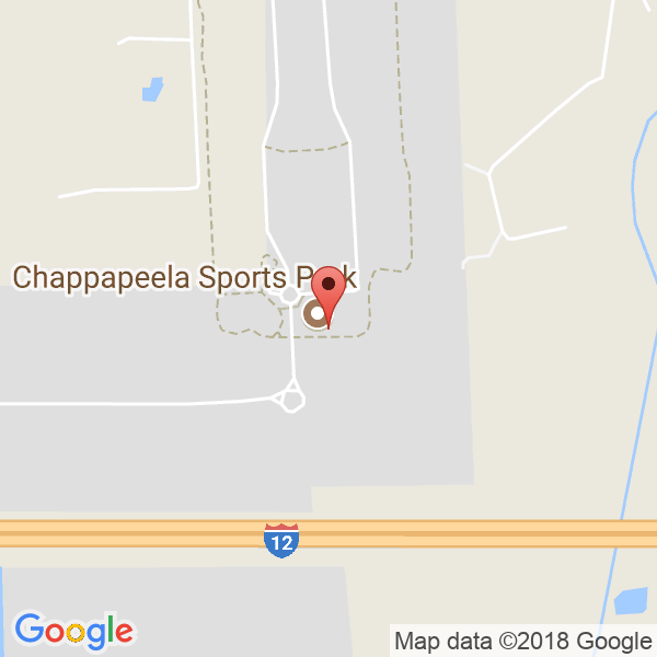 Chappapeela Sports park Map