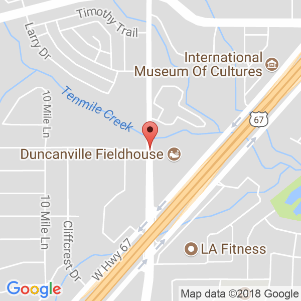 Duncanville Field House (BKNIGHTBLUE)