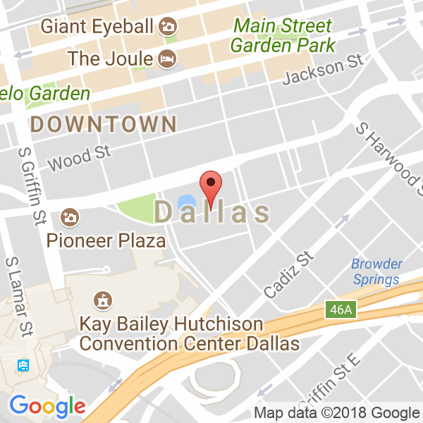 Dallas Tx Map