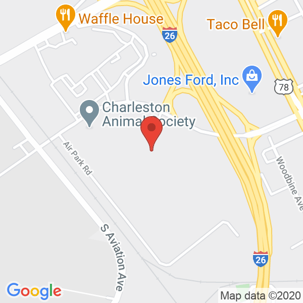 North Charleston Athletic Center Map