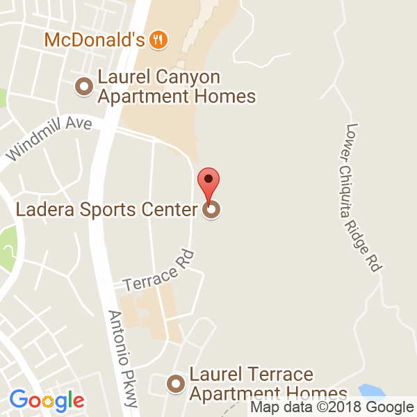 Ladera Sports Center Map