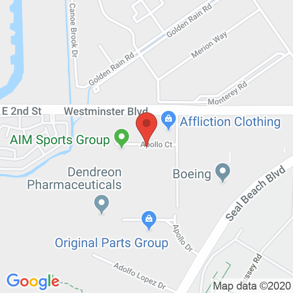 AIM Sports Group Map