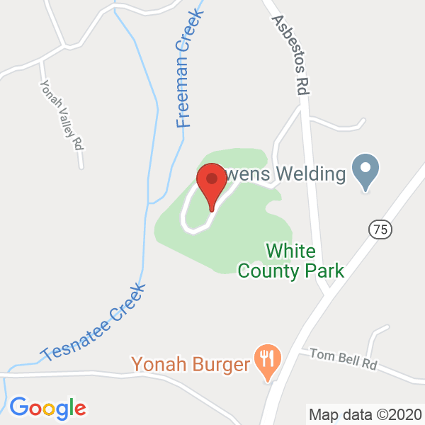 YONAH PRESERVE COMPLEX Map