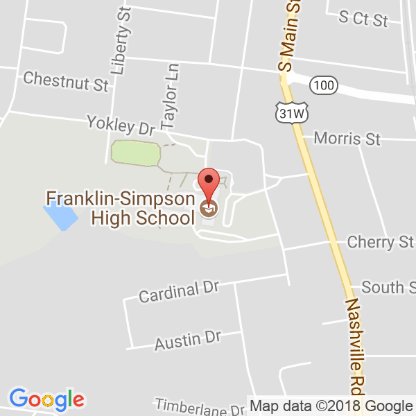 Franklin Simpson High School Map