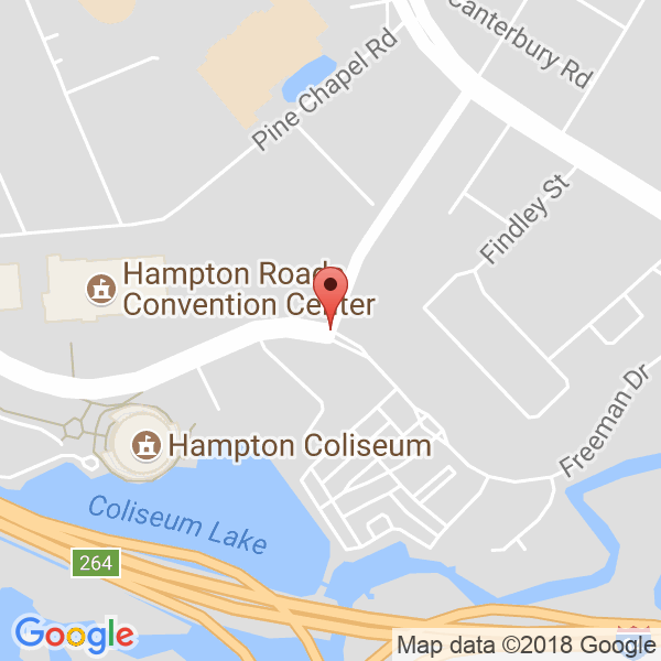 Hampton Roads Convention Center (Cts. 9-20)