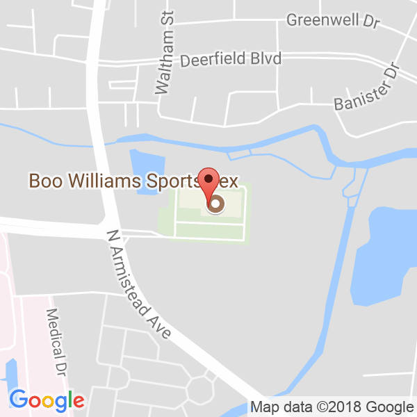 Boo Williams Sports Complex Map
