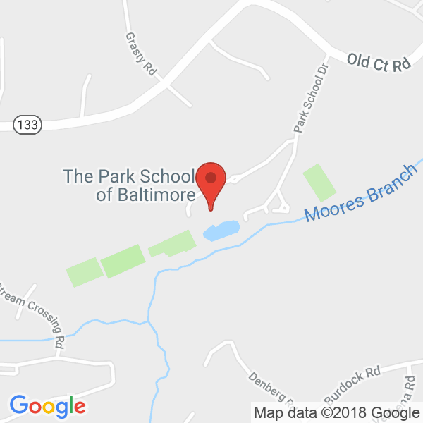 Park School of Baltimore Map