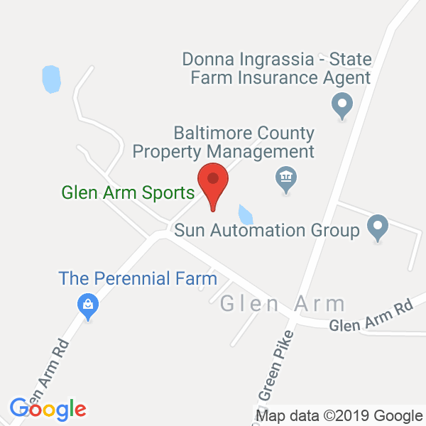 GLEN ARM SPORTS COMPLEX Map