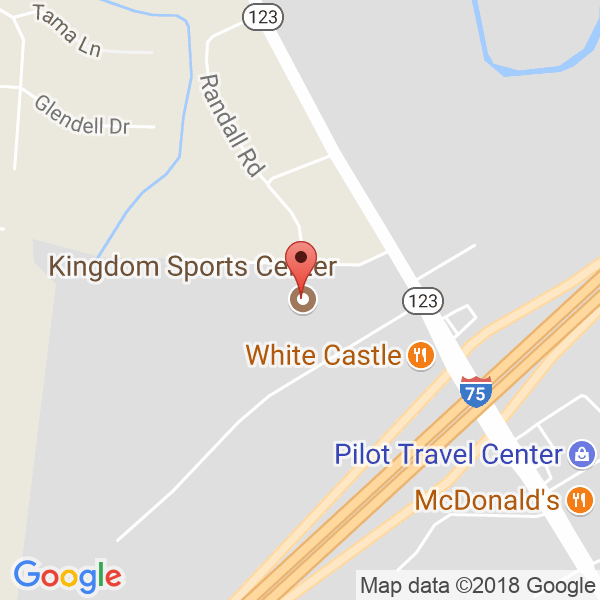 Kingdom Sports Center  Map