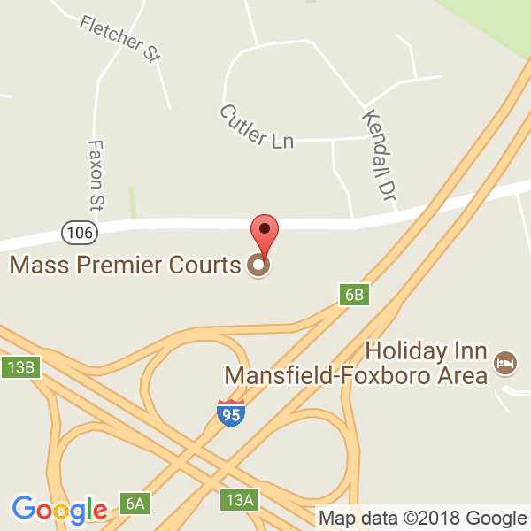 Mass Premier Courts Map