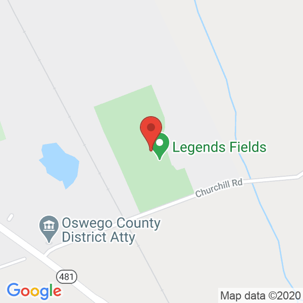 Legends Fields Map