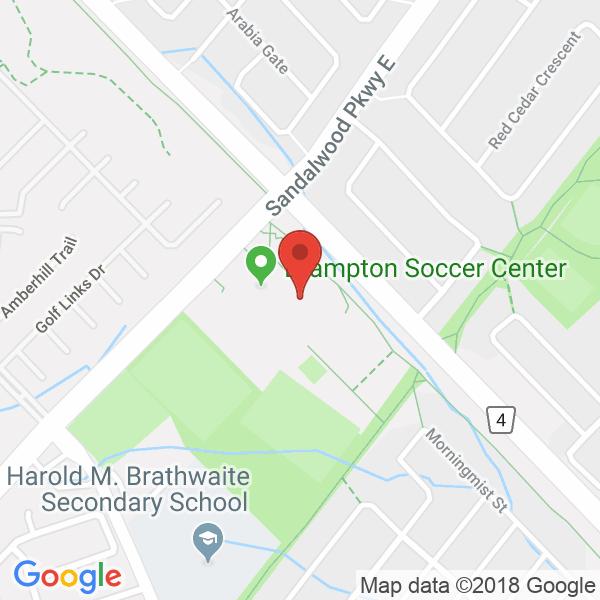 Brampton Soccer Centre