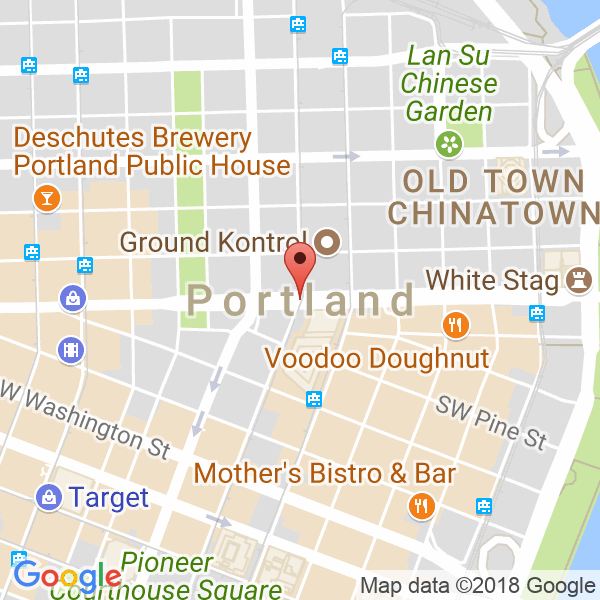 Multiple Locations (Portland Metro, OR & Vancouver, WA) Map