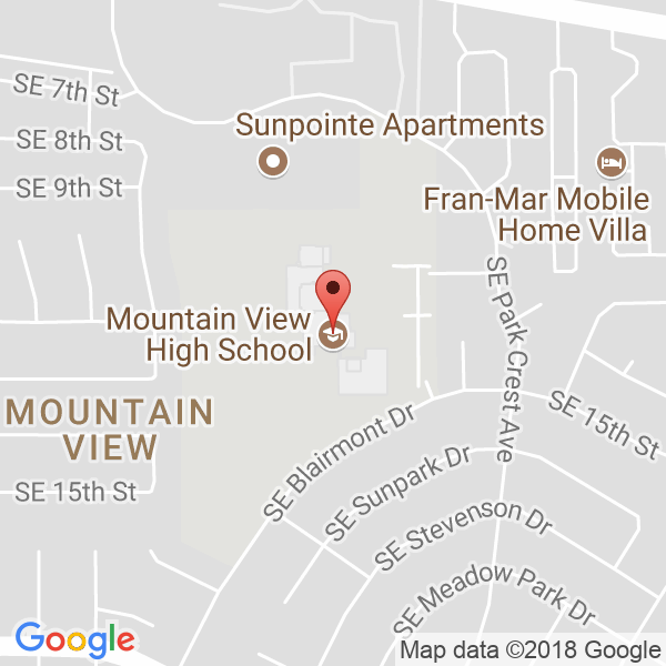 Multiple Locations (Vancouver, WA & Portland Metro, OR) Map